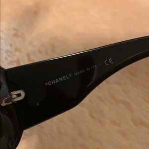 CHANEL Accessories - Chanel sunglasses, lenses have few scratches